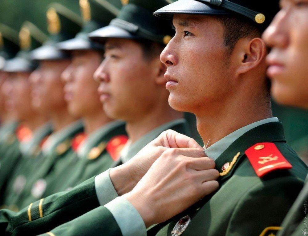 КНР получит первую зарубежную военную базу