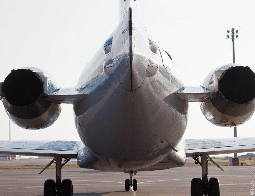 Авиакомпании Казахстана получили право пролета над Сибирью