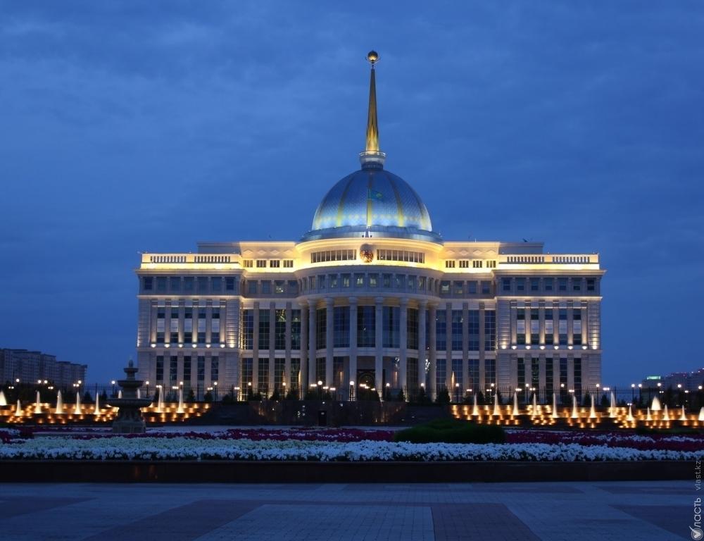 Трамп сказал Назарбаеву опозитивном настрое вотношении сотрудничества сРоссией