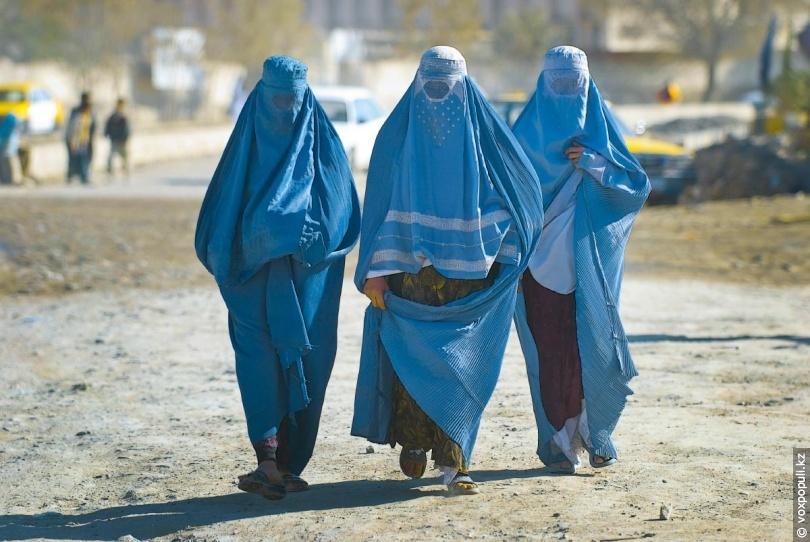 Женщины Афганистана способны заложить основу для мира, считают в США -  Аналитический интернет-журнал Vласть