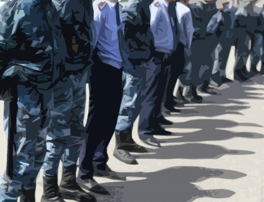 Руководитель  МВД объявил  онормализации обстановки вАктобе