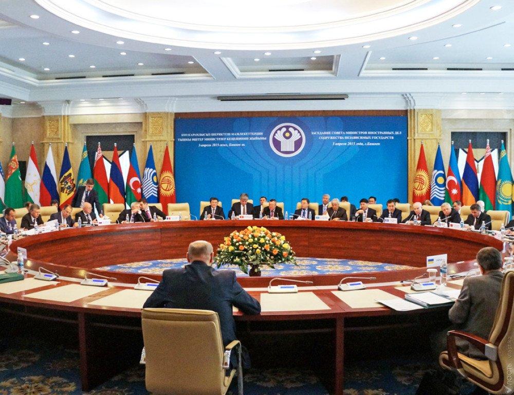 Путин уверил глав СНГ впродолжении укрепления безопасности