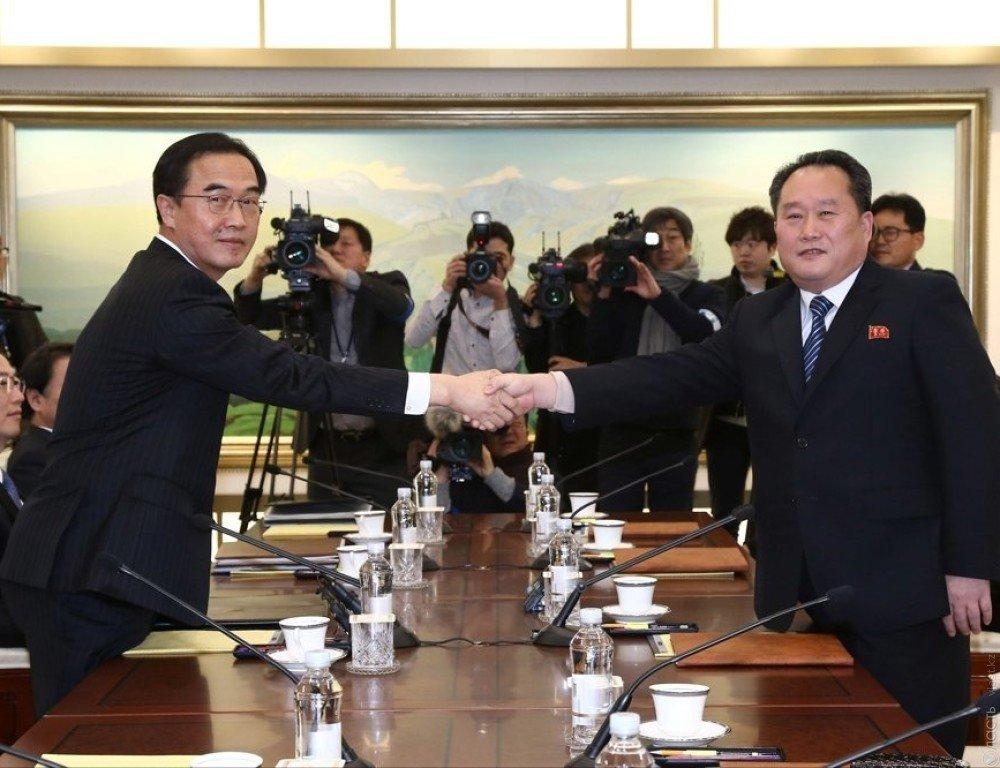 КНДР решила отправить наОлимпиаду высокопоставленную делегацию