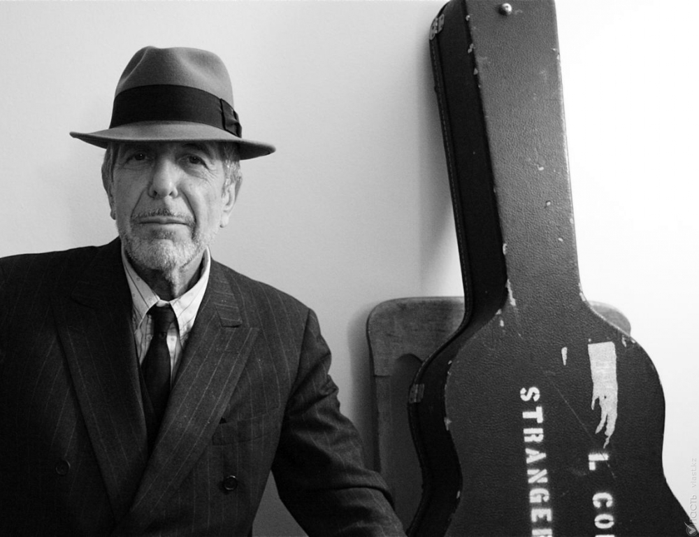 Поэт имузыкант Леонард Коэн скончался вСША ввозрасте 82 лет