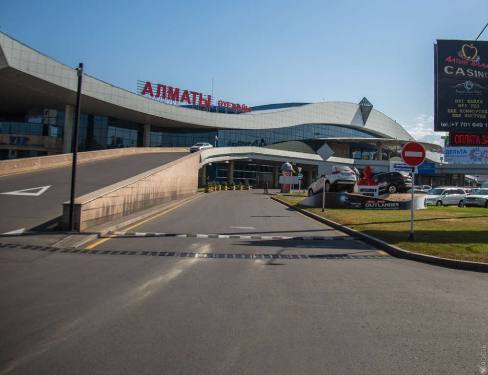 Пассажиров аэропорта «Алматы» эвакуировали из-за разлитой ртути