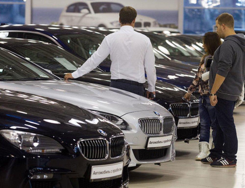 Новые правила регистрации автомобилей вступили в силу в Казахстане