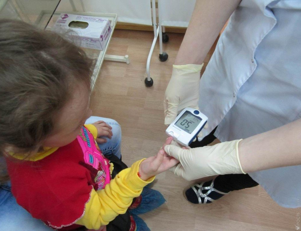 Дети больные сахарным диабетом являются инвалидами детства