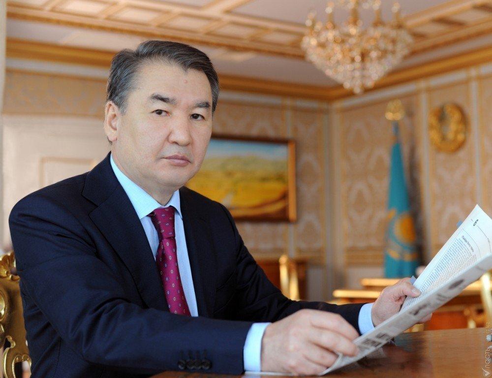 Кайрат Кожамжаров стал генпрокурором РК