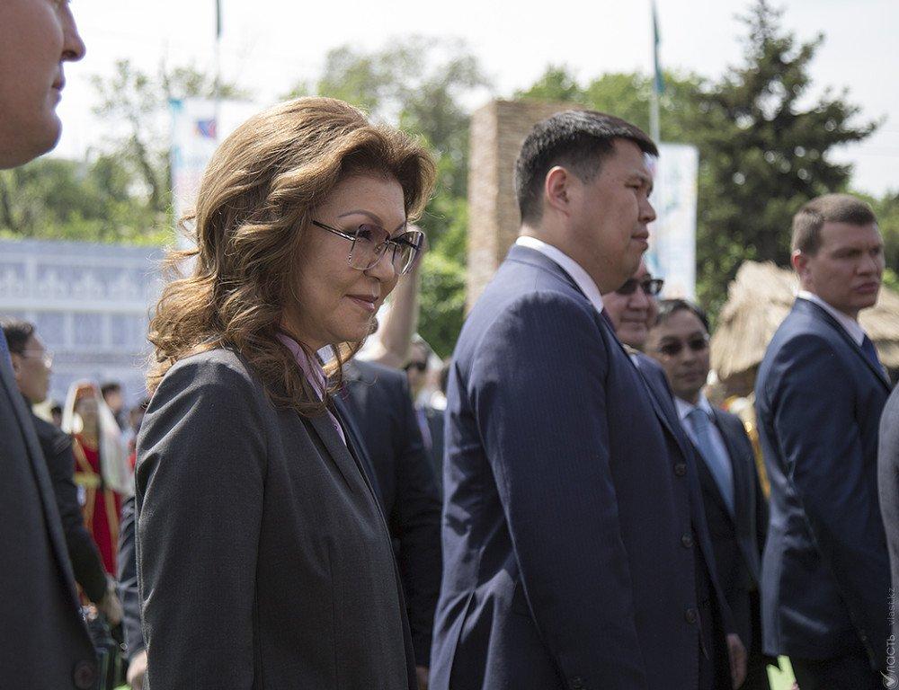 Дарига Назарбаева о забастовке шахтеров: «Не занимайте сразу обвинительную позицию»