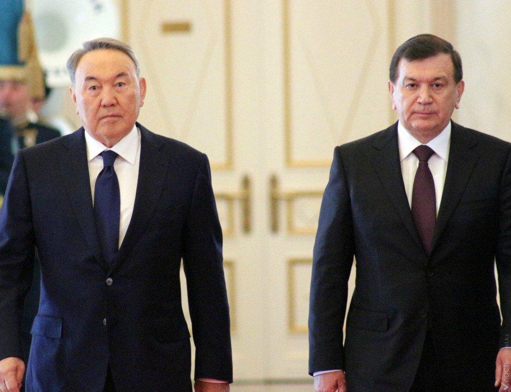 Президент Узбекистана совершил визит вЮжно-Казахстанскую область