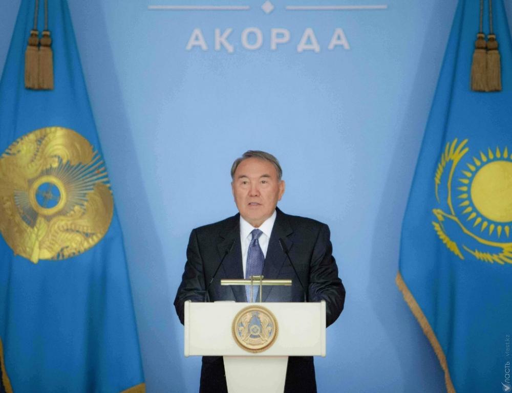 Назарбаев сделал распоряжение поперераспределению полномочий между ветвями власти