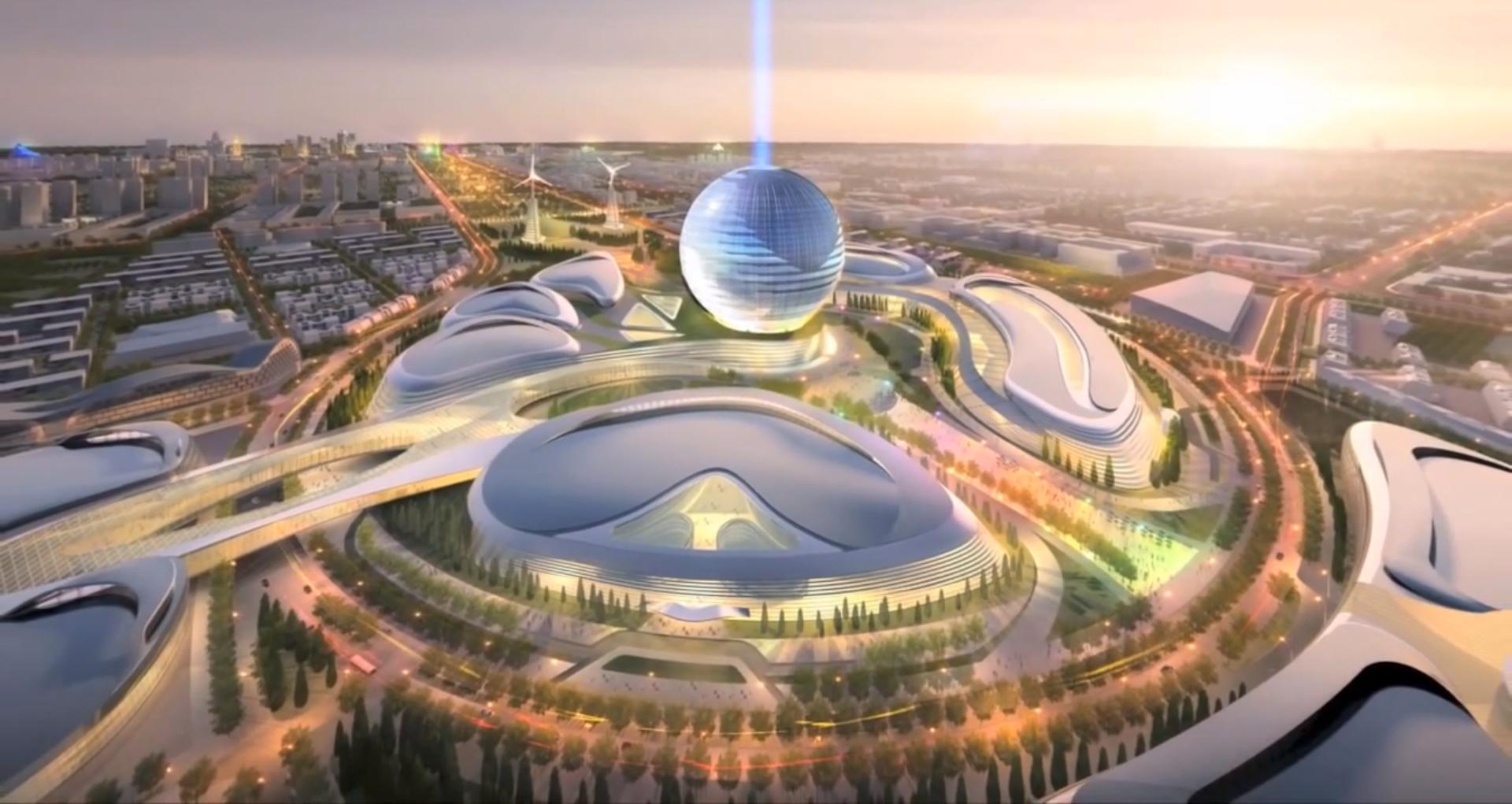 Экспо казахстан 2018 даты