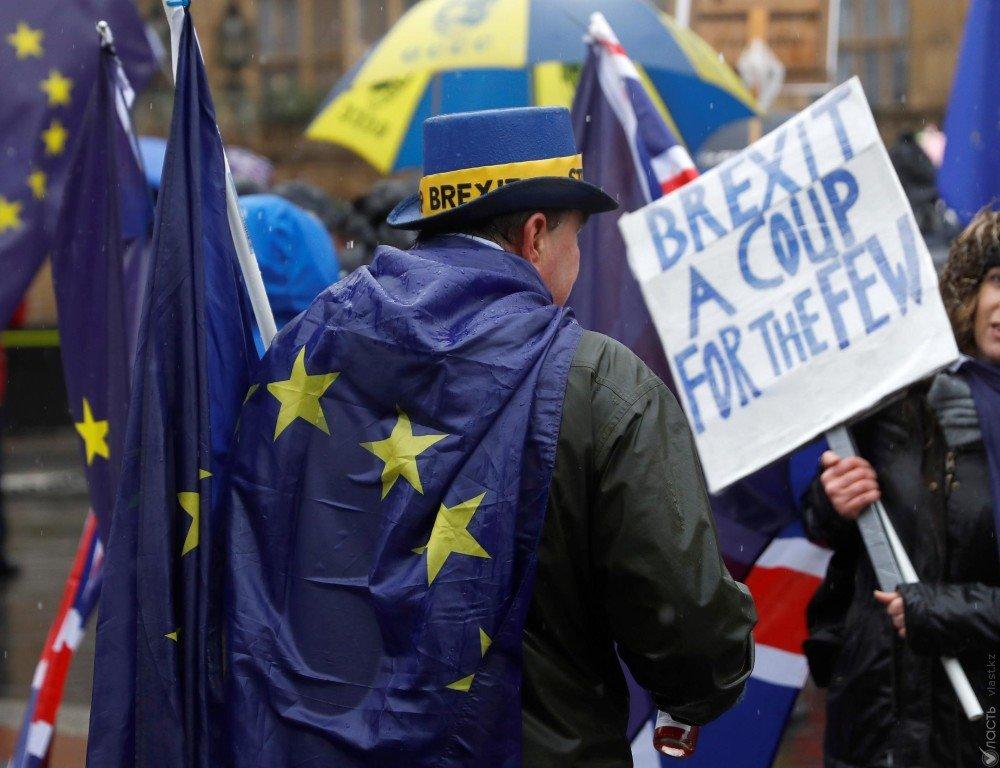 Англия может отказаться отвыплаты £40 млрд EC
