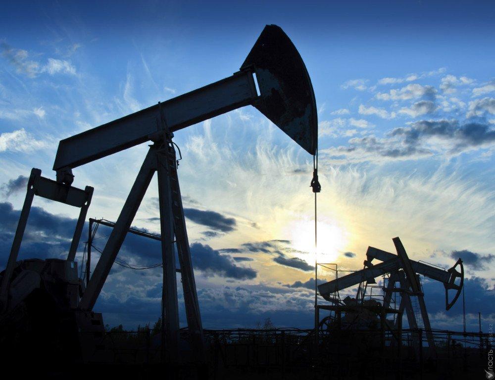 12июня нефть Brent торгуется ниже 49 долларов забаррель