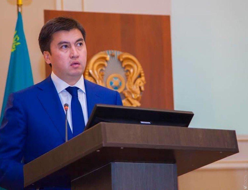 Секретарем партии «Нұр Отан» назначен Габидулла Абдрахимов