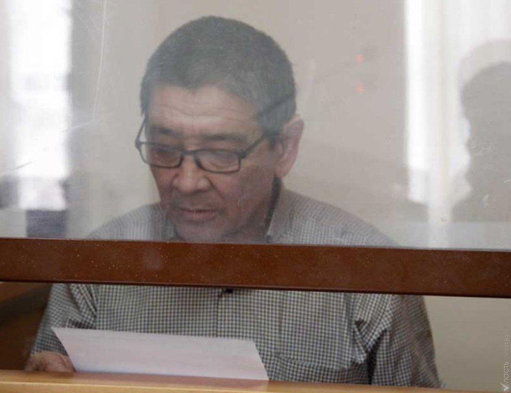 Председатель профсоюза OCC Амин Елеусинов приговорен к 2 годам лишения свободы