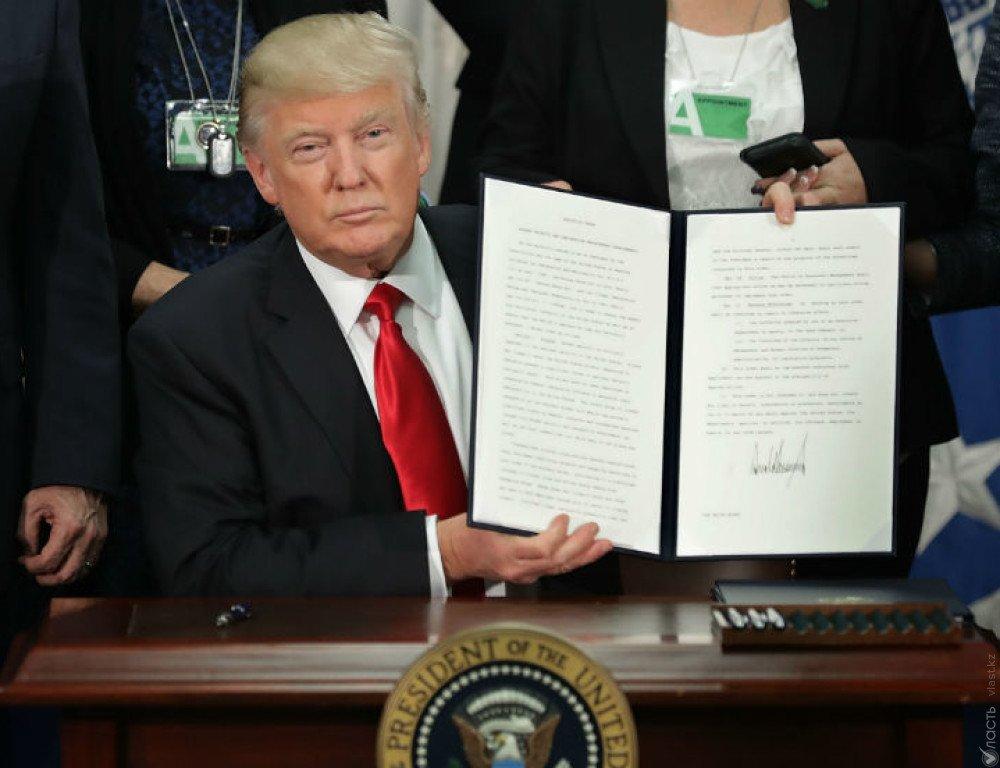 Белый дом направил в съезд США новые предложения помиграции
