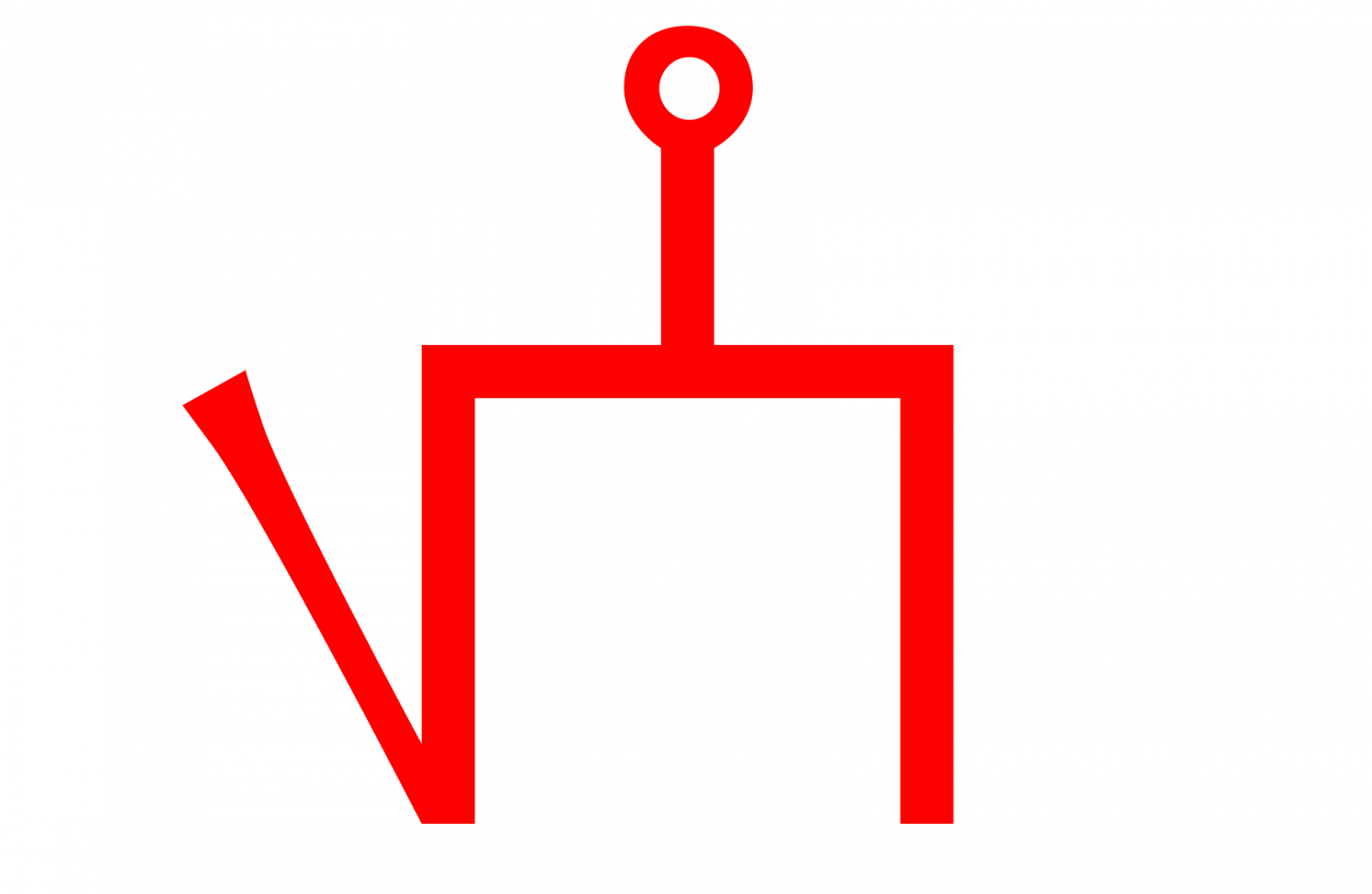 флаг Бату хана